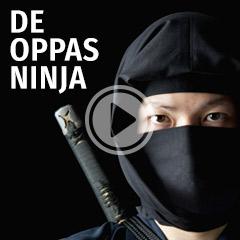 De oppas ninja